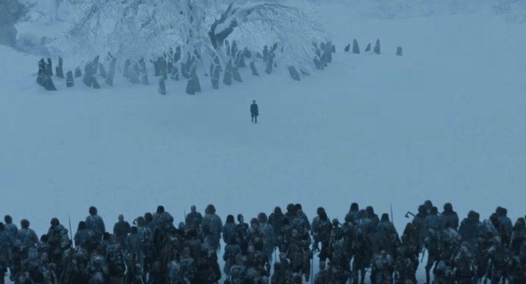 Game Of Thrones yeni bölümüyle bu akşam Amerika yayınında!