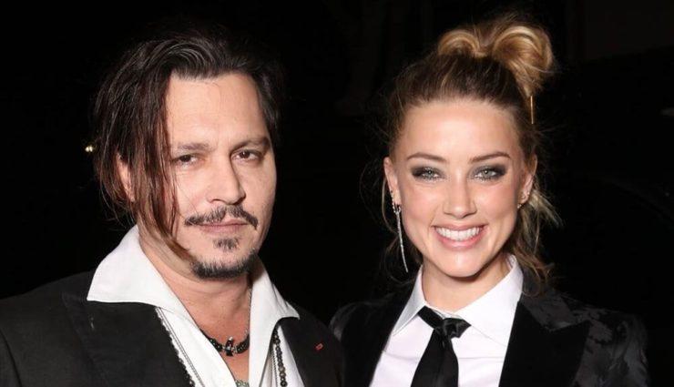 Johnny Depp ve Amber Heard boşanma kararı aldı!