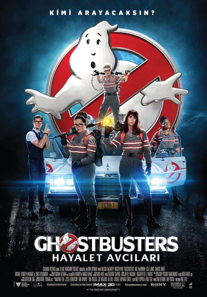 Ghostbusters  Temmuz