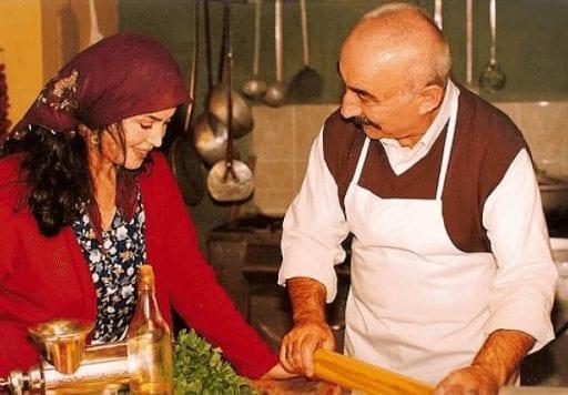 Hanım Meriç ve Ali Haydar