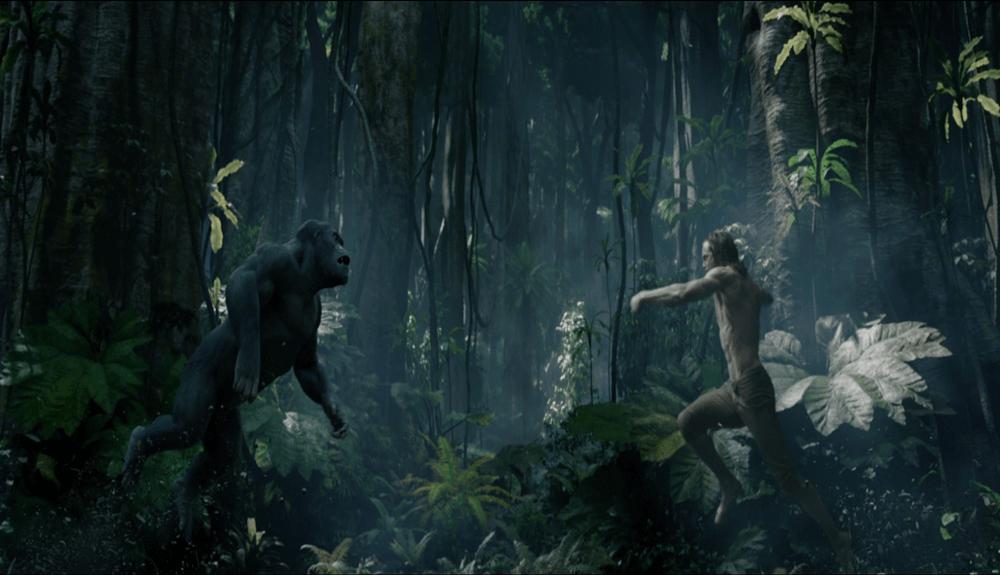 The Legend Of Tarzan İkinci Sanal Gerçeklik Videosunu Yayımladı