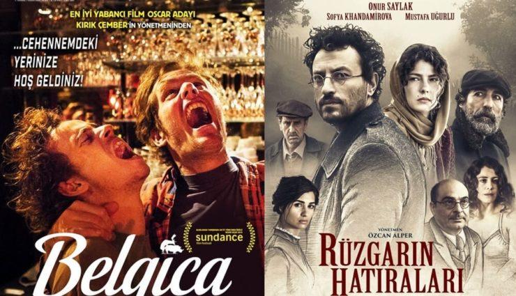 Belgica ve Rüzgarın Hatıraları Açık Hava Sinemasında!