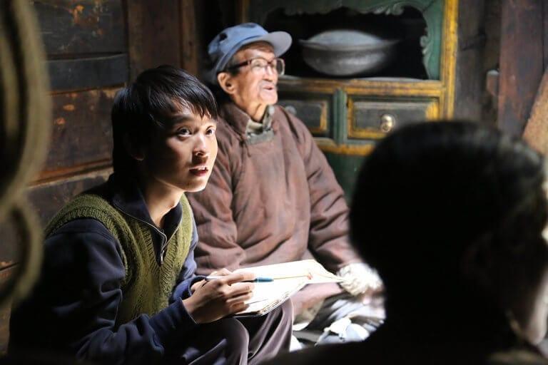 dong-zi-jian-şanghay film festivali