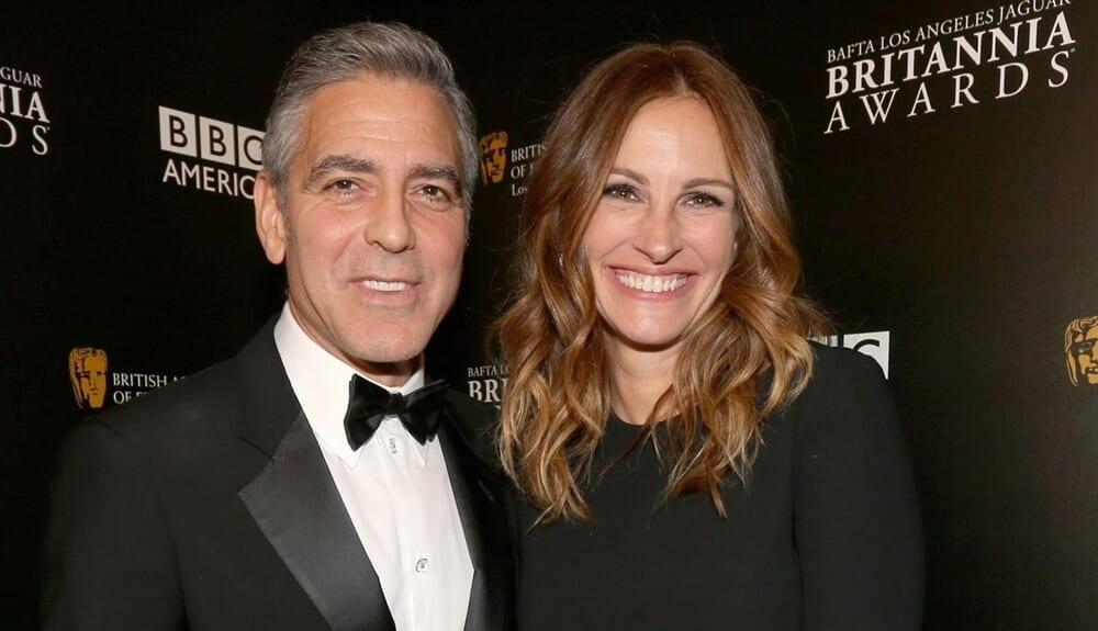 George Clooney, Amal Clooney'i Julia Roberts ile mi aldattı?