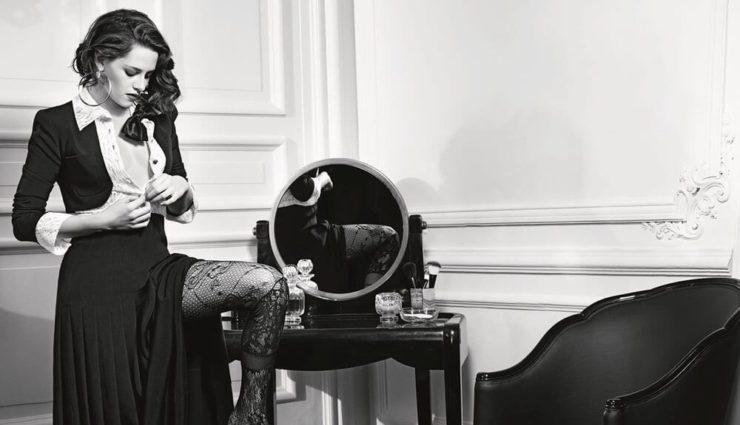 Kristen Stewart Chanel'in Yeni Yüzü Oldu!