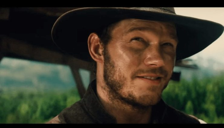 The Magnificent Seven'dan Yeni Fragman!
