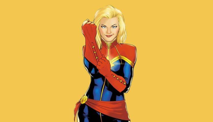 Captain Marvel'ı Kimin Oynayacağı Belli Oldu!