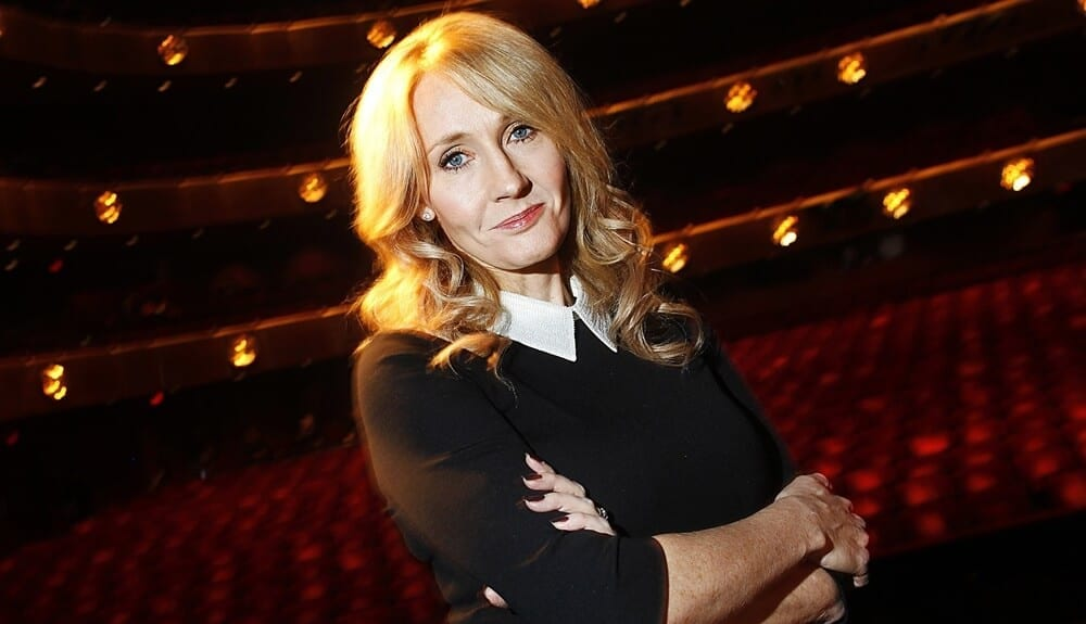 JK Rowling Harry Potter and the Cursed Child Galasında!