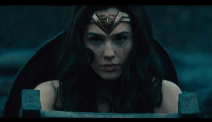 Wonder Woman'dan İlk Fragman Geldi!