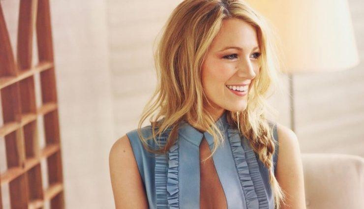 Blake Lively Doğumdan 8 Ay Sonra Bikini Giydiği Shallows'la İlgili konuştu