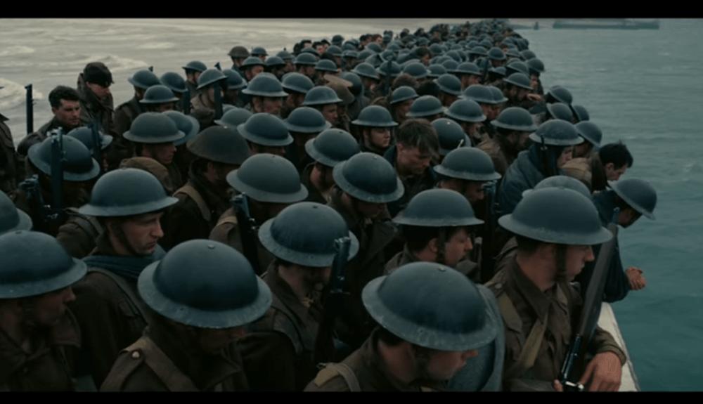 Christopher Nolan'ın Yeni Filmi Dunkirk İçin Geri Sayım Başladı!