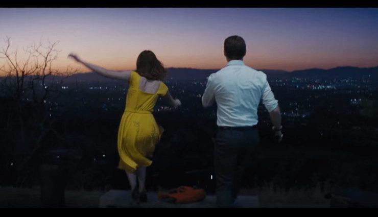 La La Land'in Yeni Fragmanı İzleyiciyle Buluştu