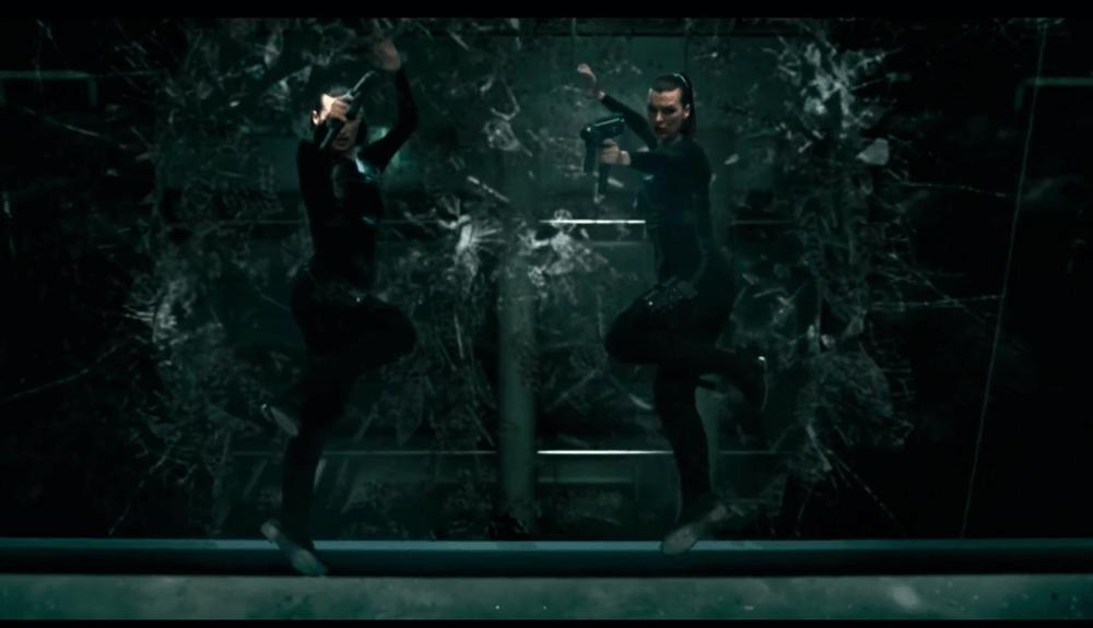 Resident Evil: Son Bölüm'den Fragman Heyecanı