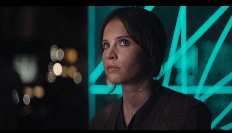 Rogue One: A Star Wars Story'den Yeni Fragman Geldi!