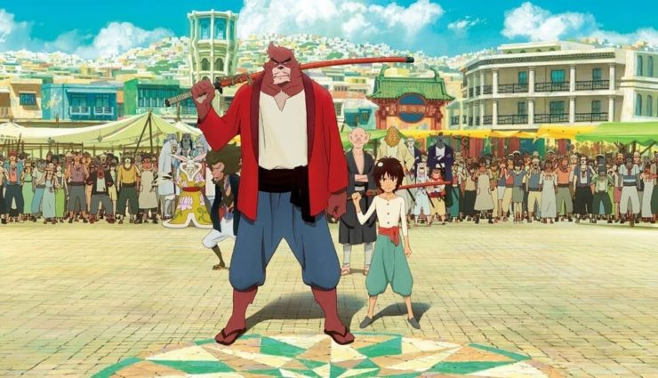 The Boy and The Beast İncelemesi
