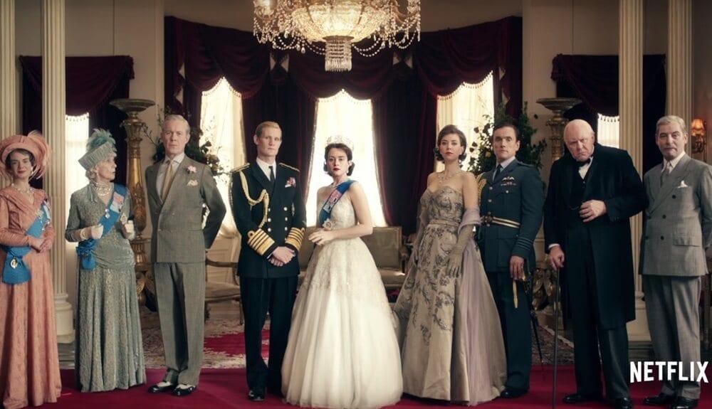 2. Elizabeth'in Hayatı Netflix'te!