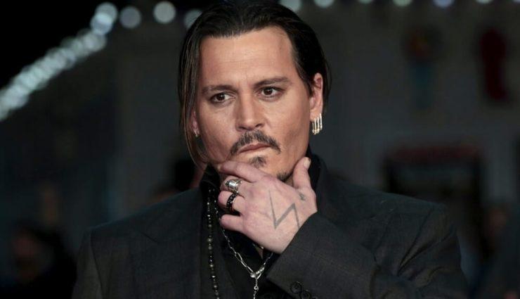 Johnny Depp Doğu Ekspresi'nde!