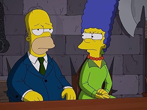 Simpsons Rekor Kırdı!