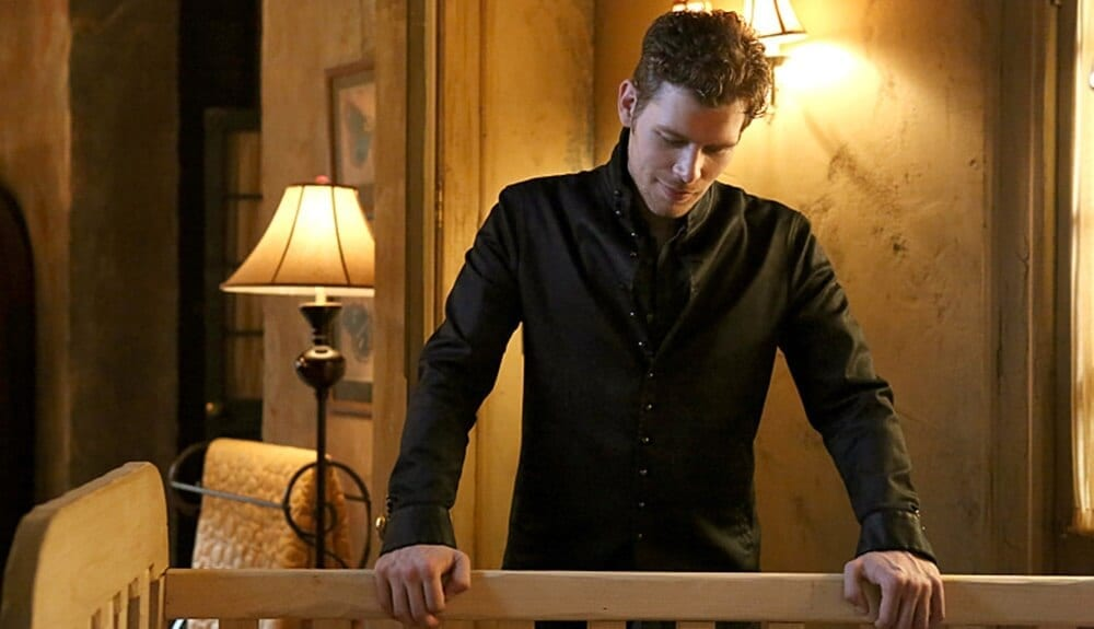 """The Originals -- """"You Hung the Moon"""" -- Image Number: OG302a_0153.jpg -- Pictured: Joseph Morgan as Klaus -- Photo: Quantrell Colbert/The CW -- © 2015 The CW Network, LLC. All rights reserved."""