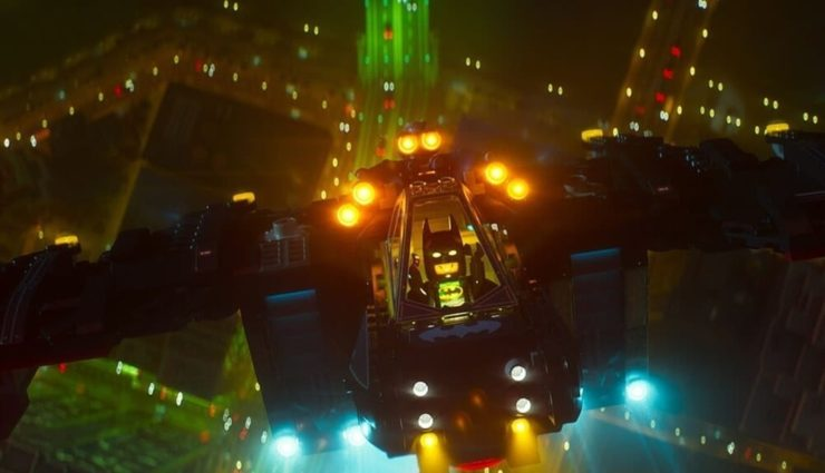 LEGO Batman 10 Şubat'ta Vizyonda
