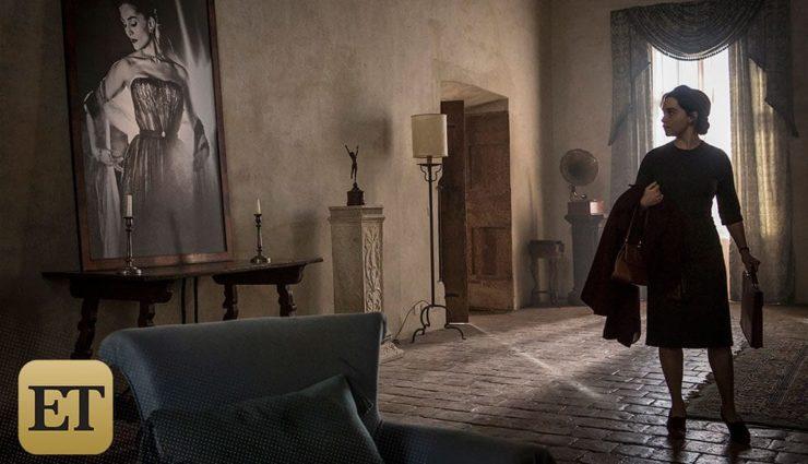 Emilia Clarke'ın Yeni Filmi Voice From the Stone'dan İlk Görüntüler Geldi