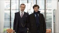 Sherlock 4. Sezona Merak Uyandırarak Başladı