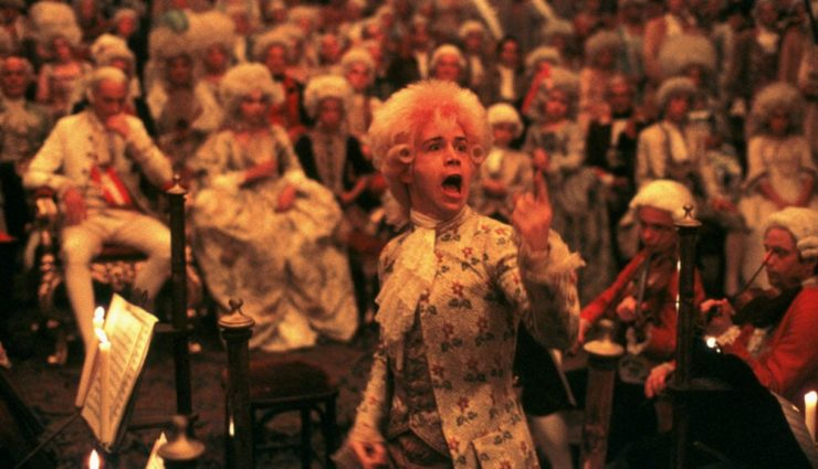 Amadeus Live'in SoundTrack'i Sahnede
