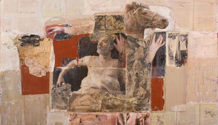 Mersad Berber: Bir Bosna Alegorisi Sergisi Sanat Severlerle Buluşuyor
