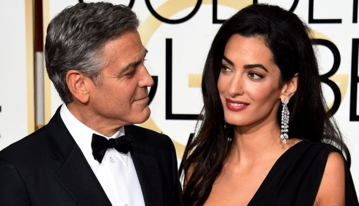 Ünlü Aktör George Clooney İkiz Babası Oluyor