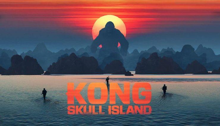 """""""Kong: Skull Island"""" İçin Geri Sayım Başladı"""