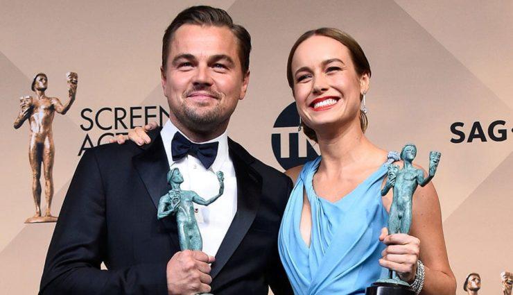 89. Oscar Töreni'nde Ödülleri Leonardo DiCaprio ve Brie Larson Takdim Edecek