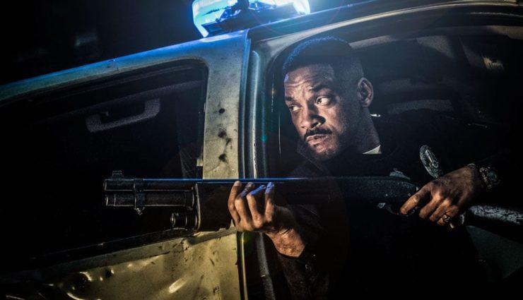 Netflix Filmi Bright'tan İlk Kareler Yayımlandı