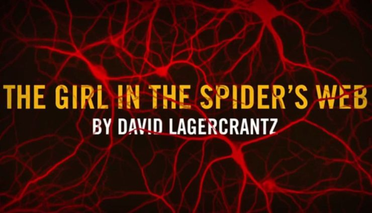 Lisbeth Salander The Girl in the Spider's Web ile Dönüyor