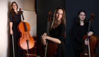 Üç Genç Viyolonsel Sanatçısı Akbank Sanat'ta
