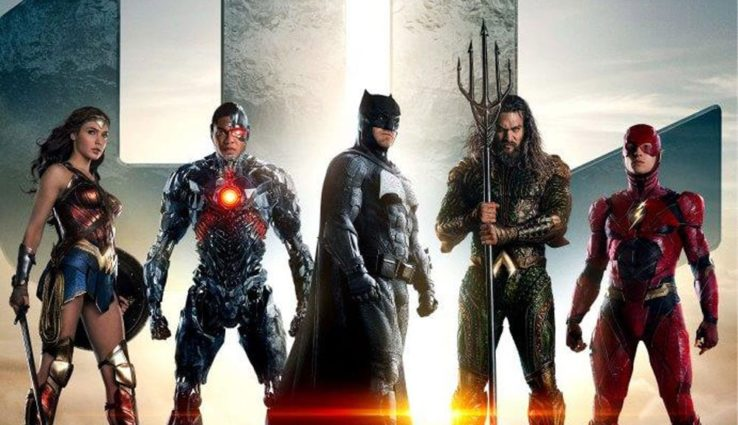 Justice League'den İlk Fragman Yayımlandı