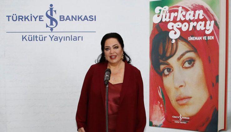 Türkan Şoray'ın Anıları Bu Kitapta: Sinemam ve Ben