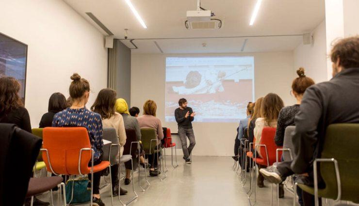 Postmodern Teori ve Sanat Bahar Seminerlerinde
