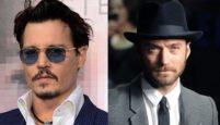 Fantastic Beasts Serisinde Jude Law ve Johnny Depp Sürprizi