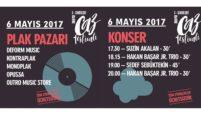 Film Gösterimleri, Atölyeler ve Paneller Mayıs'ta Caz Festivali'nde