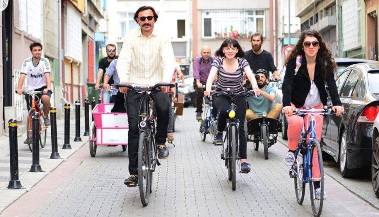 Kadıköy Bisiklet Festivali İçin Geri Sayım Başladı