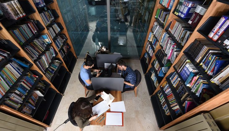 İstanbul'un Bir Tane Daha 7/24 Açık Kütüphanesi Oldu