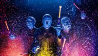 Blue Man Group 2018'de Zorlu PSM'de