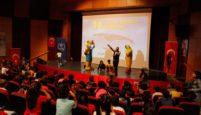 Çocuk Filmleri Festivali Binlerce Çocuğu Mutlu Etti