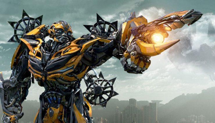 Transformers'tan Vizyona Girmeden Önce Londra Sürprizi
