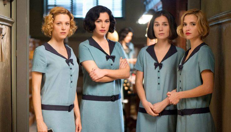 Güçlü Kadınlar Netflix'te