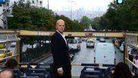 Bruce Willis İstanbul Turu Yaptı
