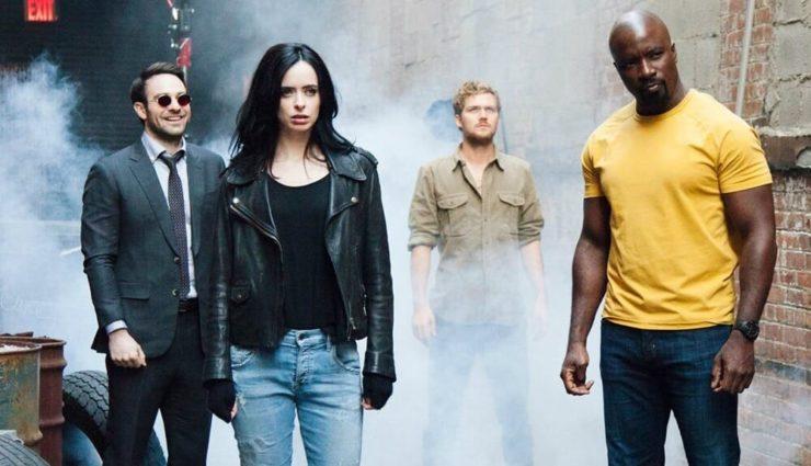 Marvel's Defenders 1. Sezon Incelemesi