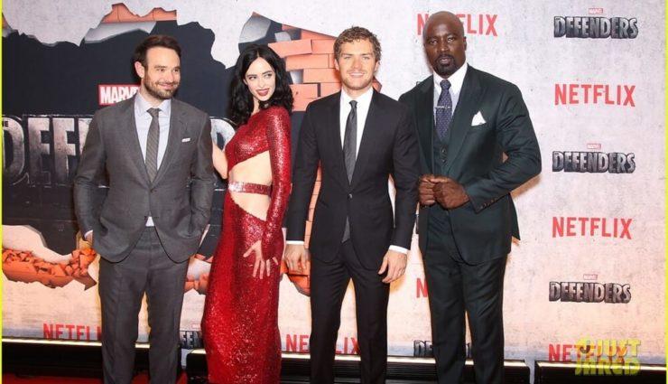Marvel's The Defenders'a Son İki Gün kaldı!