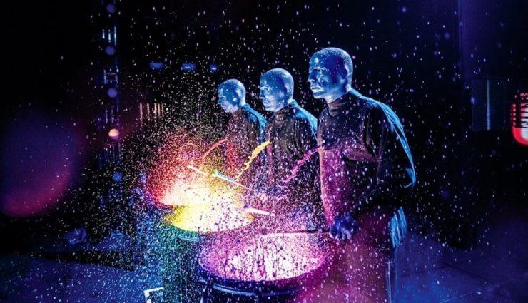 Blue Man Group, Türkiye'de ilk defa Zorlu PSM'de