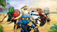 LEGO NINJAGO® 29 Eylül'de Vizyonda